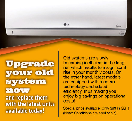 AC Gabe - Upgrade Your Old System!