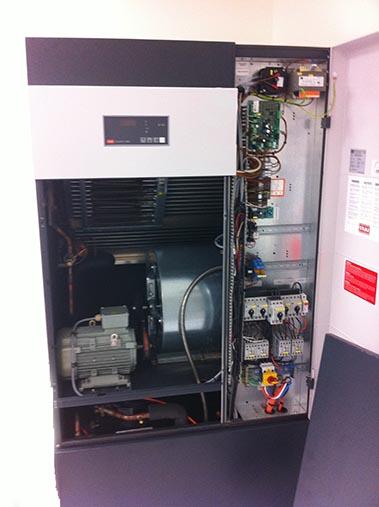Stulz precision air conditioning